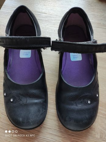 Туфельки Clarks з підсвіткою