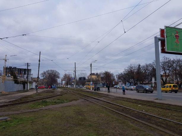 Участок 5-я станция Люстдорфской дор.