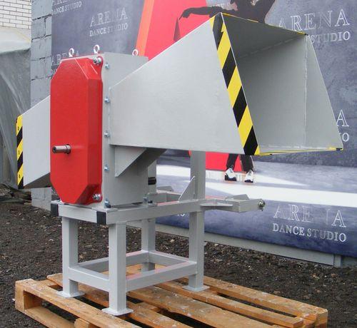 Измельчитель веток до 120 мм, подрібнювач гілок, дробилка веток