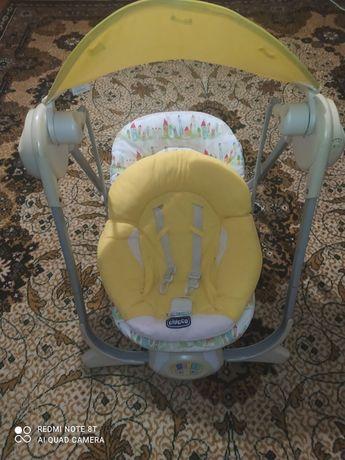 Кресло-качалка ChiccoPolly Swing