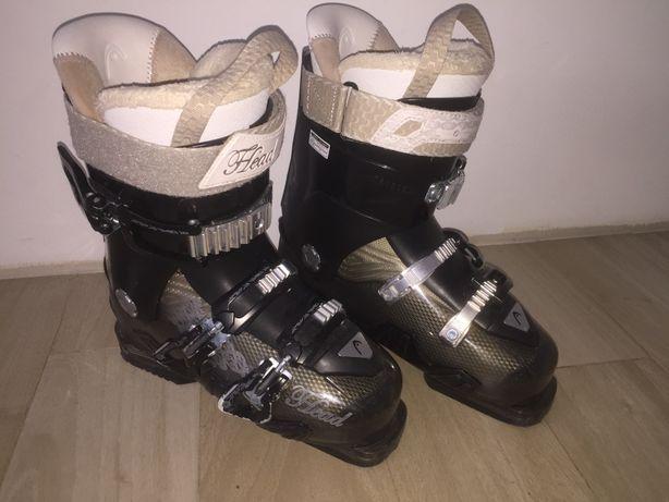 Ботинки лыжные женские Head Cube3 р.25-25,5 Flex90