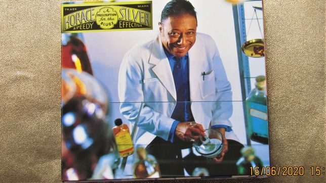 Horace Silver - A Prescription for the Blues ; (CD)
