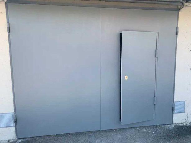 Ворота гаражные.грати на вiкна