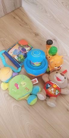 Zabawki dla maluszka Fisher Price Vtech Smiki