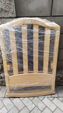Детская кроватка Верес с ящиком и матрасом