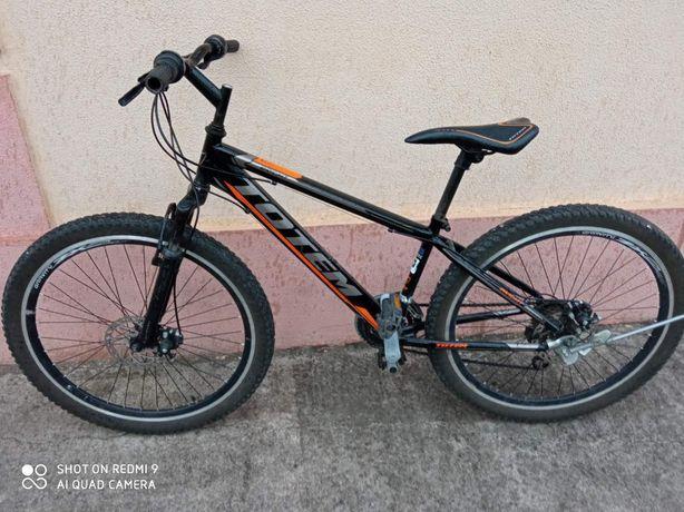 Велосипед тотем рама 14