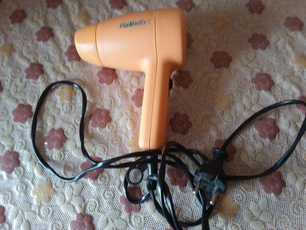Продам рабочий фен babyliss (старая модель)для сушки волос недорого