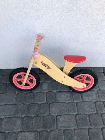 Rowerek biegowy drewniany od 2-5 lat
