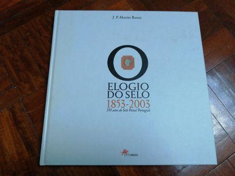 Livro CTT - O Elogio do Selo - 2003 - *** Baixa de preço em 10€ ***