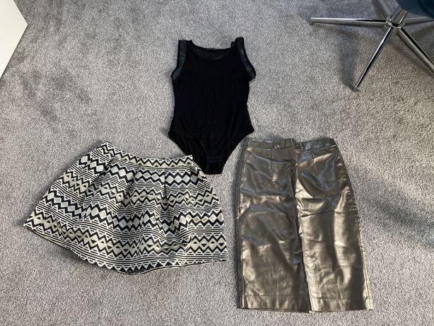Komplet body+ 2 spodnice