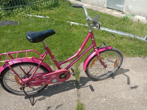 Велосипед для дівчинки 5-7 років