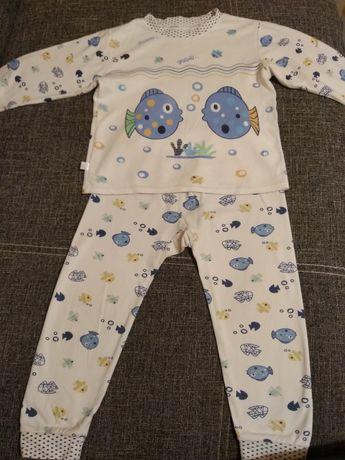 Пижама трикотажная на 4-6 лет