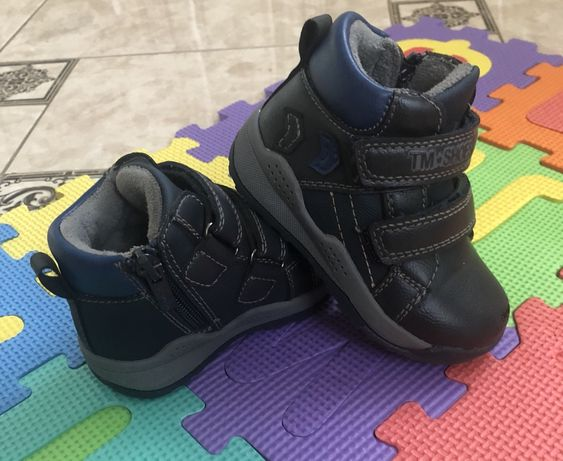 Черевики демісезонні Том М, 22 розмір. Ботинки деми 22р