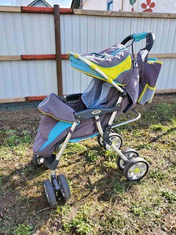 Продам прогулочную детскую коляску