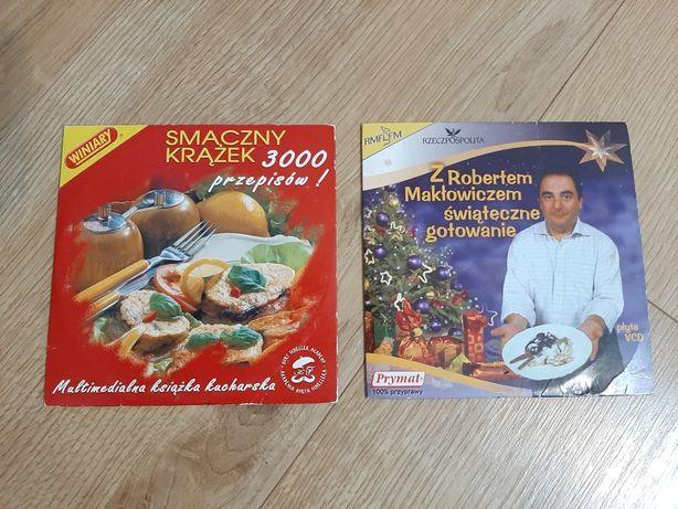 Robert Makłowicz Winiary 3000 przepisów świąteczne gotowanie płyta CD
