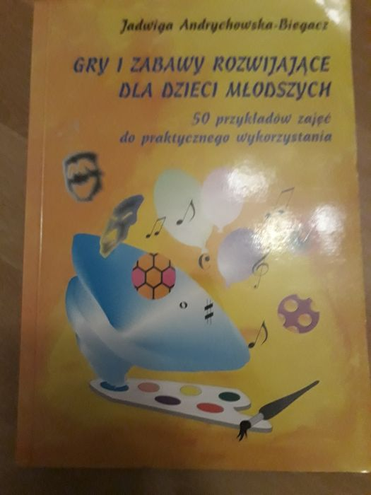 Gry i zabawy dla dzieci młodszych, J.Biegacz Warszawa - image 1