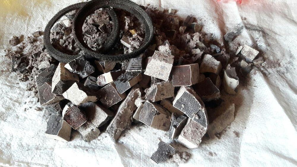 Продам вибитий сажовий фільтр Березовка - изображение 1