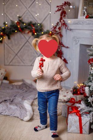 Детский свитер reserved 1,5-2 года