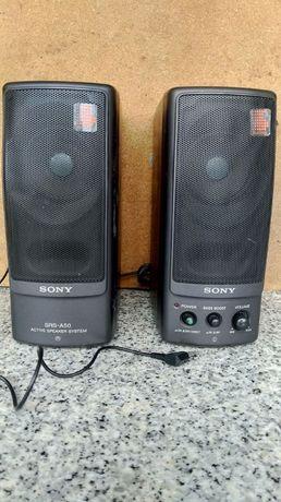 Colunas Sony SRS-A50