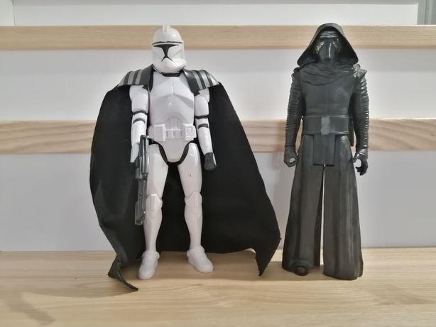 Kylo Ren i Szturmowiec - Star Wars