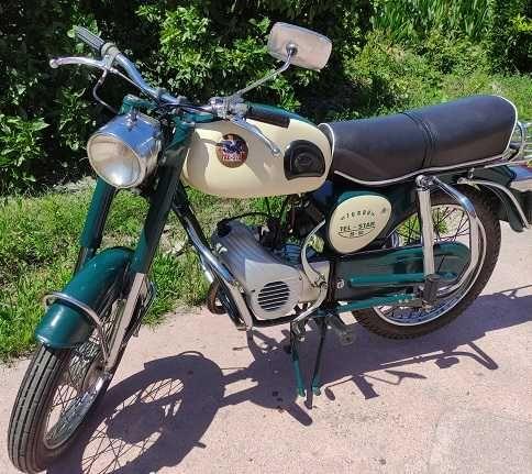 EFS Turbo Tel Star m50