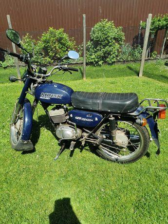 Motocykl MIŃSK 125