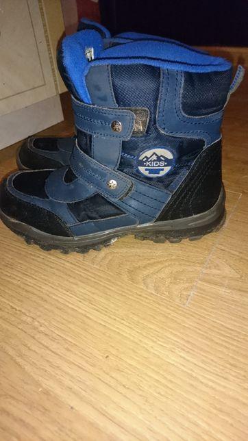 Ботинки зимние 37рр.