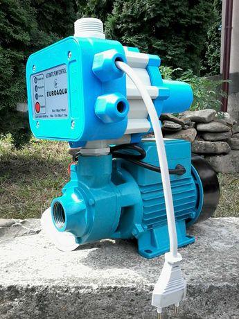 Насосная Станция Насос Для Повышения Давления воды. Капельный Полив