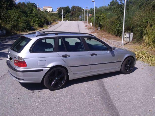 Vendo BMW 320d e46