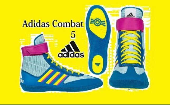 Борцовки Adidas Combat.