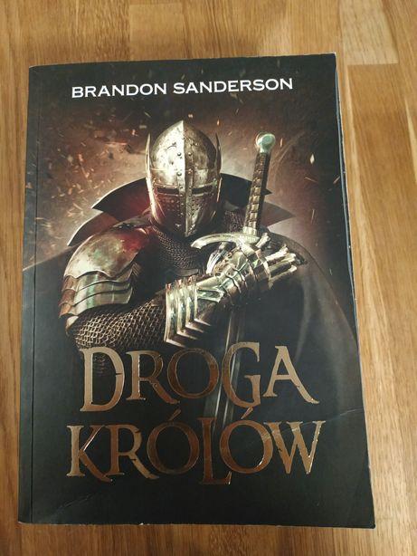 Droga Królów - Brandon Sanderson