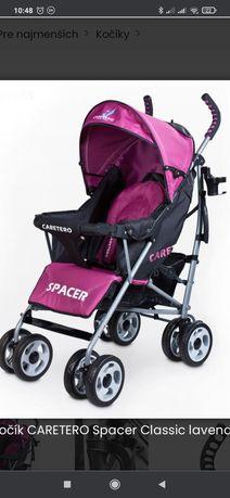 CARETERO SPACER коляска прогулочная