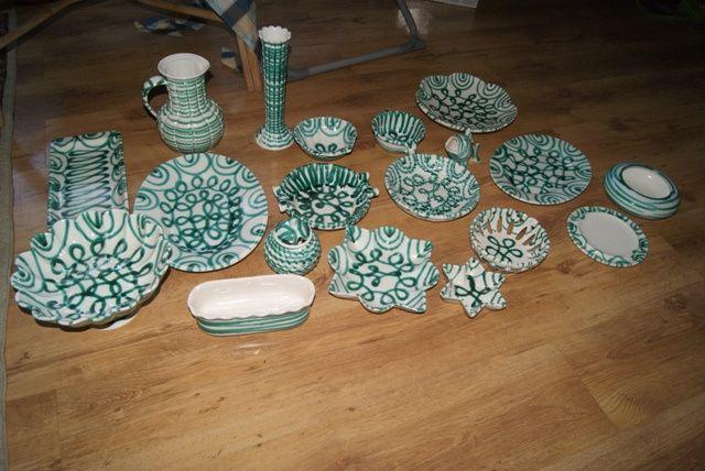 Porcelana Gmundner austriacka-piękna