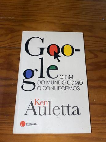 Google o fim do Mundo como o conhecemos