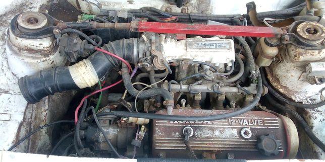 Мотор Honda Crx 1.5,12 клапанный
