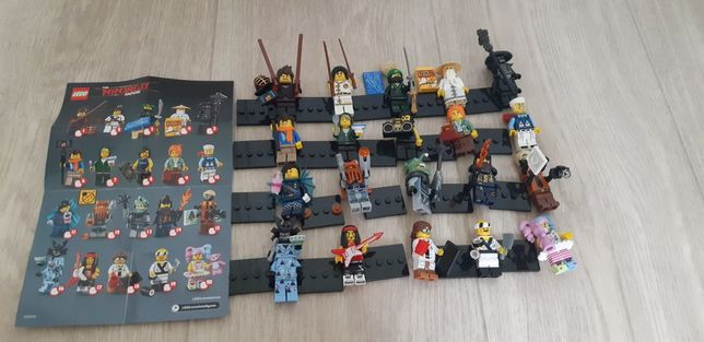 Lego the ninjago movie