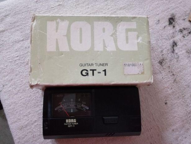Afinador Guitar Tuner Korg GT-1