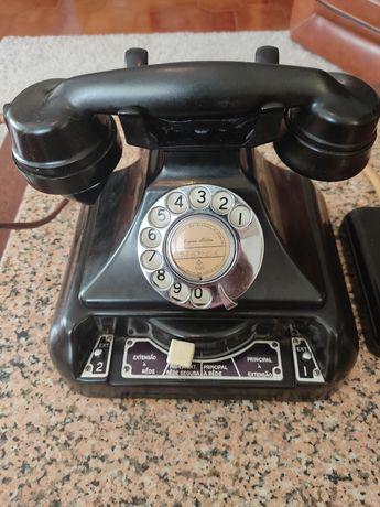 Telefone comutador antigo, GEC 248 LP