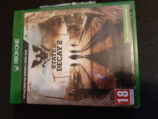 State of decay 2 gra xbox one polecam