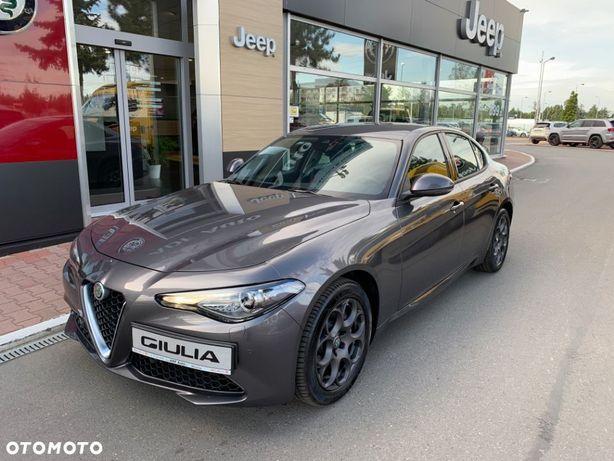 Alfa Romeo Giulia Super 2,0 Benzyna 200KM AT 8 RWD Leasing od...