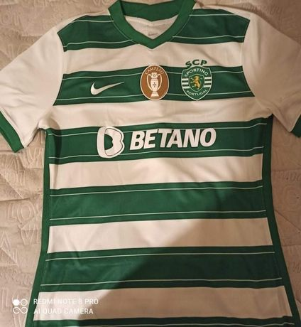 Camisola Sporting CP 2021/2022