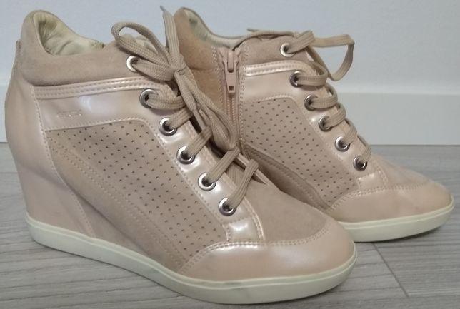 GEOX Respira 932 D7267C sneakersy damskie 37