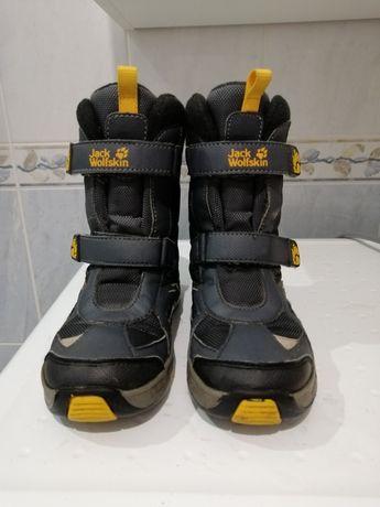 Ботинки зимние jack wolfskin