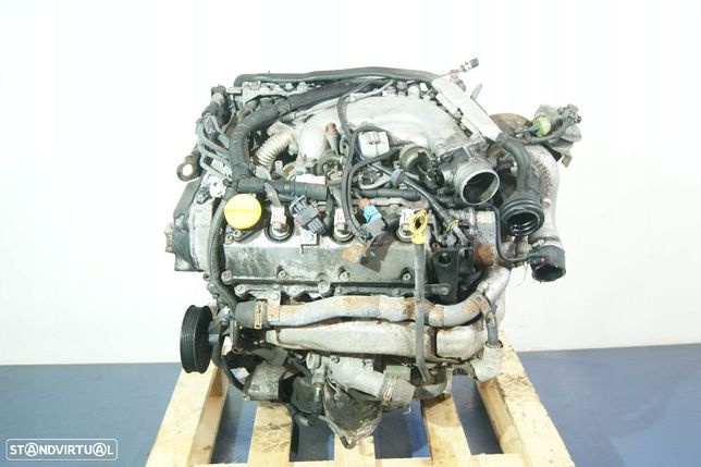 Motor OPEL VECTRA SIGNUM 3.0L 177 CV - Y30DT
