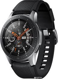 Смарт годинник Samsung Galaxy Watch 46mm Silver sm-r800 Нові!