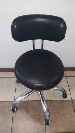 Taboret fotel kosmetyczny