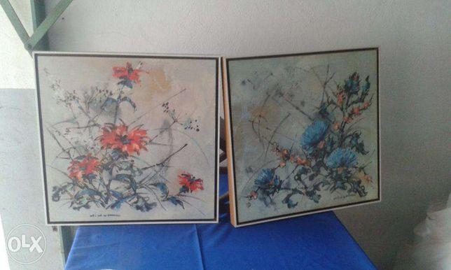 Quadros pinturas