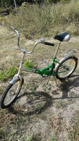 Велосипед складной Стелс 410
