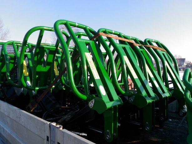 chwytak do tura - przewóz balotów bel - transport
