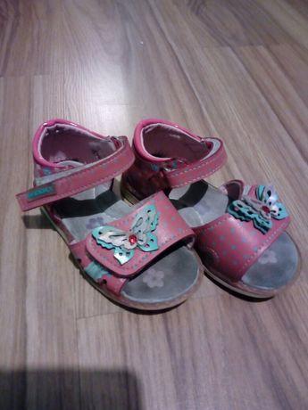 Sandałki dziewczęce Badoxx 24